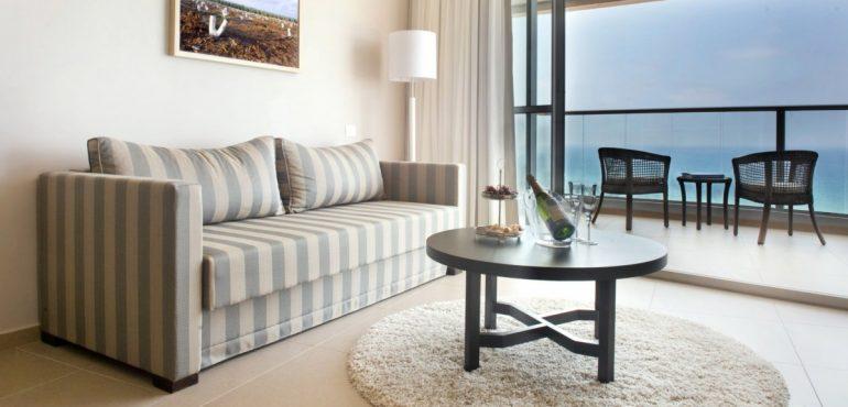 מלון רמדה נתניה – חדר
