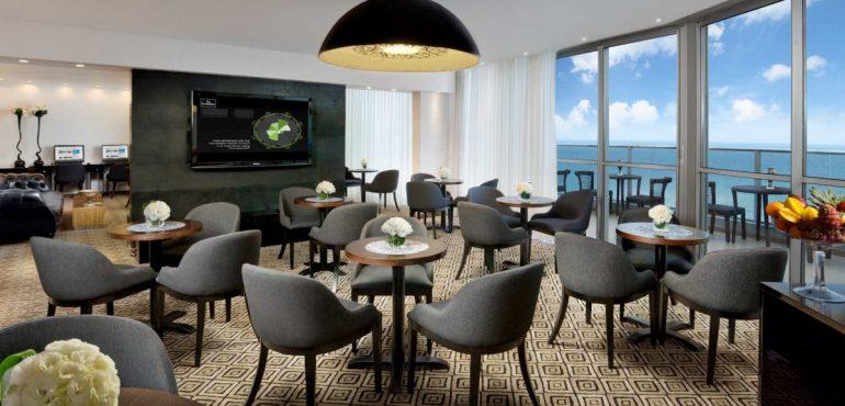 מלון רמדה נתניה – טרקלין עסקים
