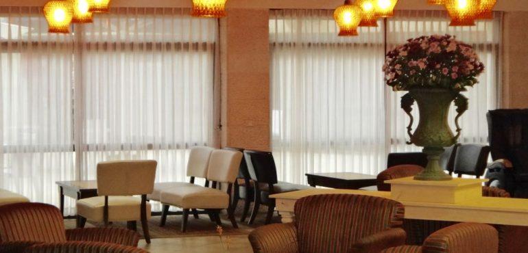 מלון רמת רחל – לובי