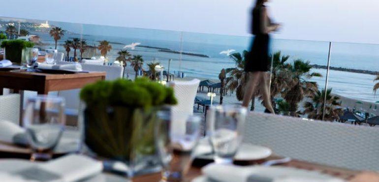 מלון רנסנס תל אביב – מרפסת יפו