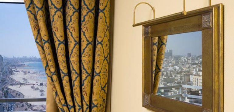 מלון רנסנס תל אביב – נוף מהחדר