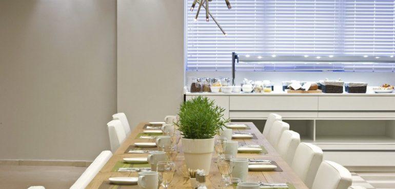 מלון שדות נתבג – חדר אוכל