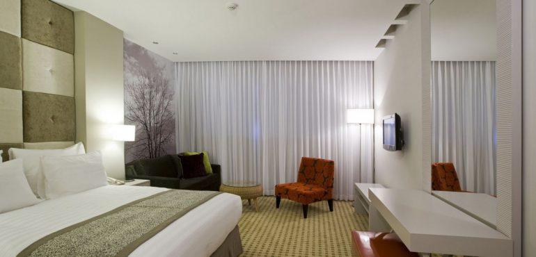 מלון שדות נתבג – חדר
