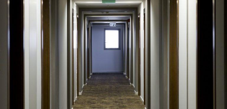 מלון שדות נתבג – מסדרון