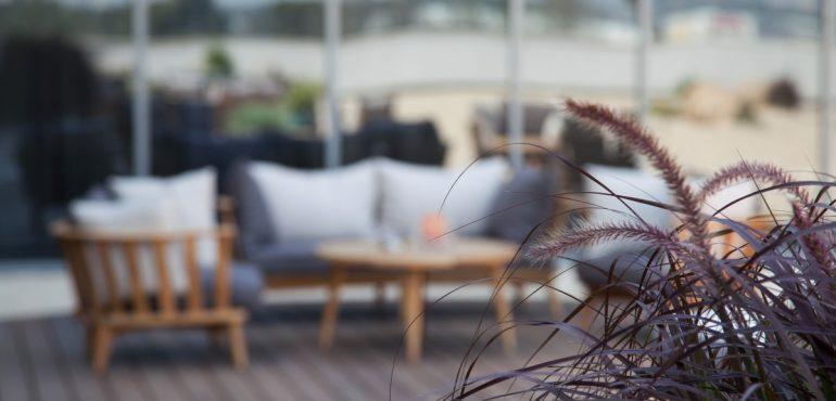 מלון שדות נתבג – מרפסת המלון