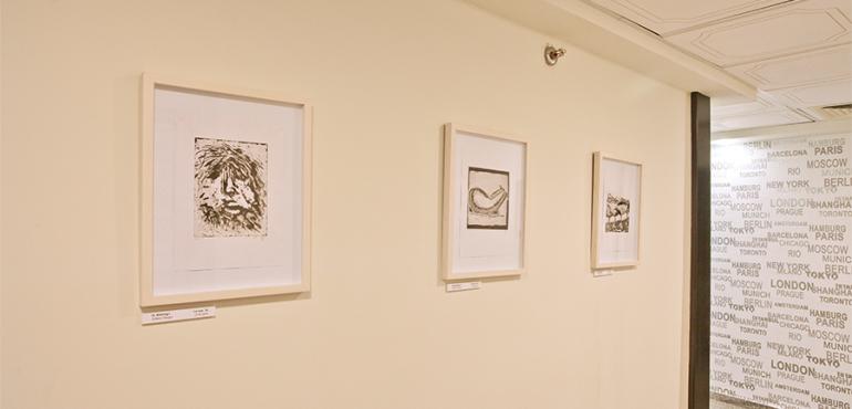 מלון תאודור חיפה – אומנות במלון