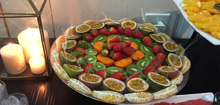 מלון תאודור חיפה – מזנון פירות